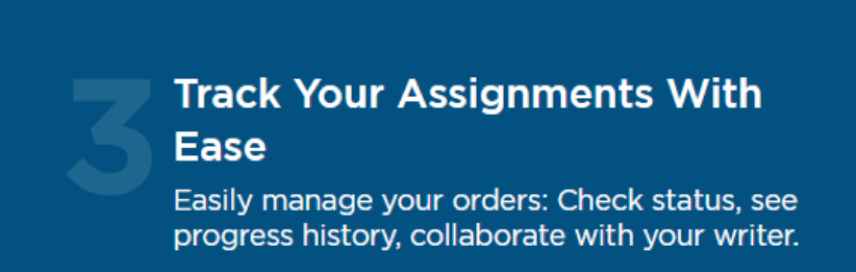 Edubirdie.com - Ordering process - step 3